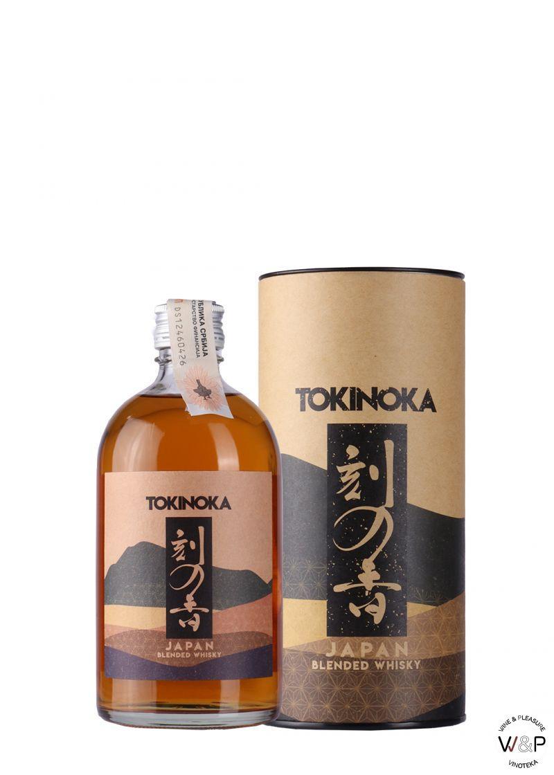Whisky Tokinoka Blended White Oak 0,5l