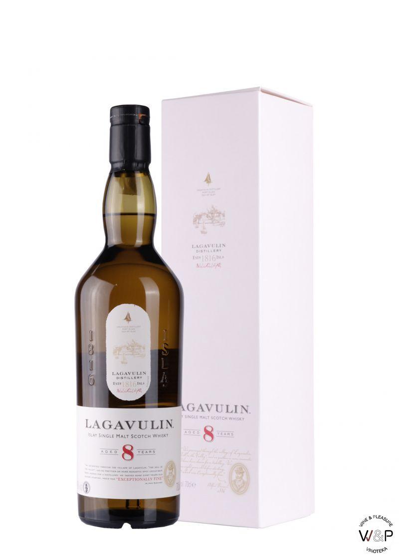 Whisky Lagavulin 8 YO 0,7l