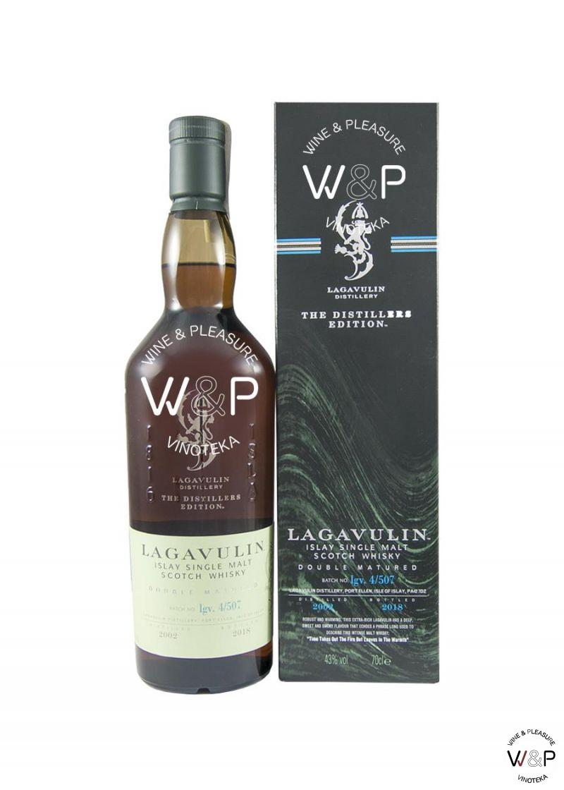Whisky Lagavulin Double Matured 0,7l