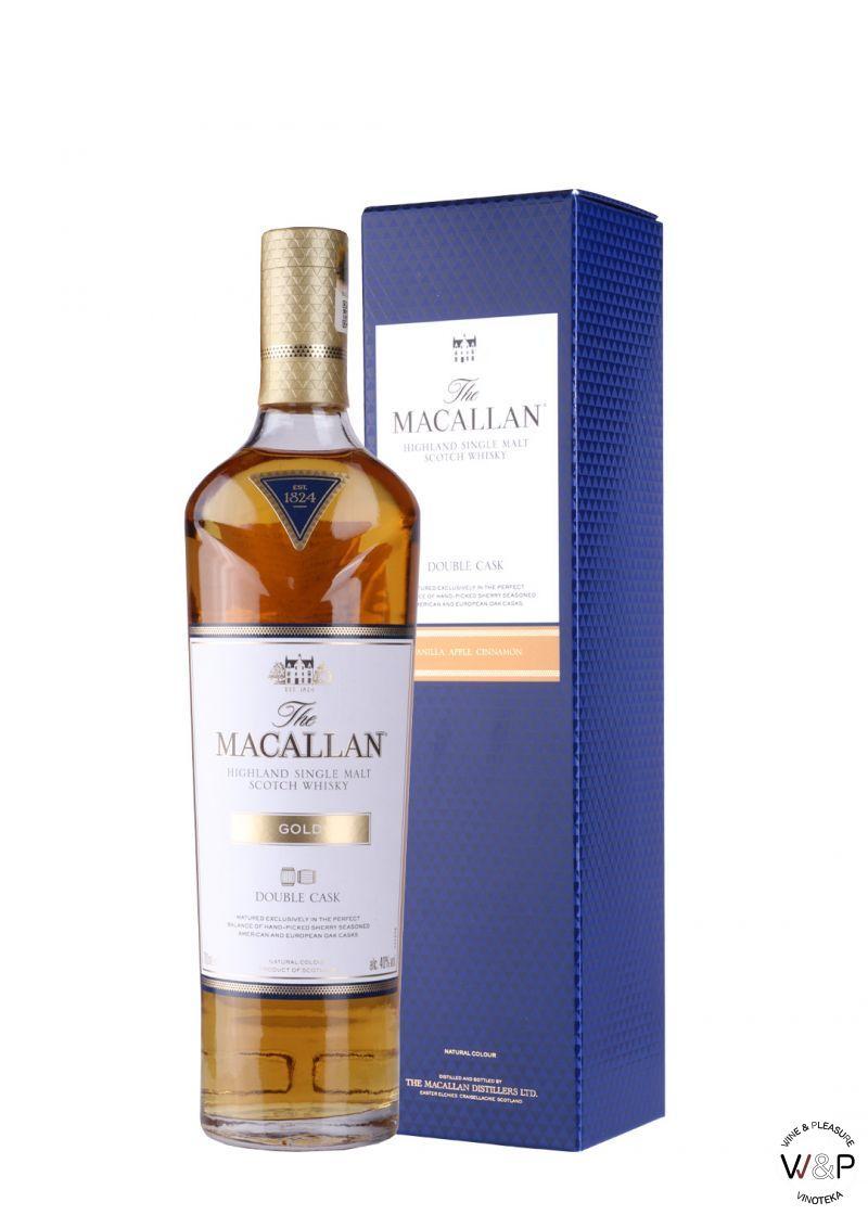 Whisky Macallan Gold 0,7l