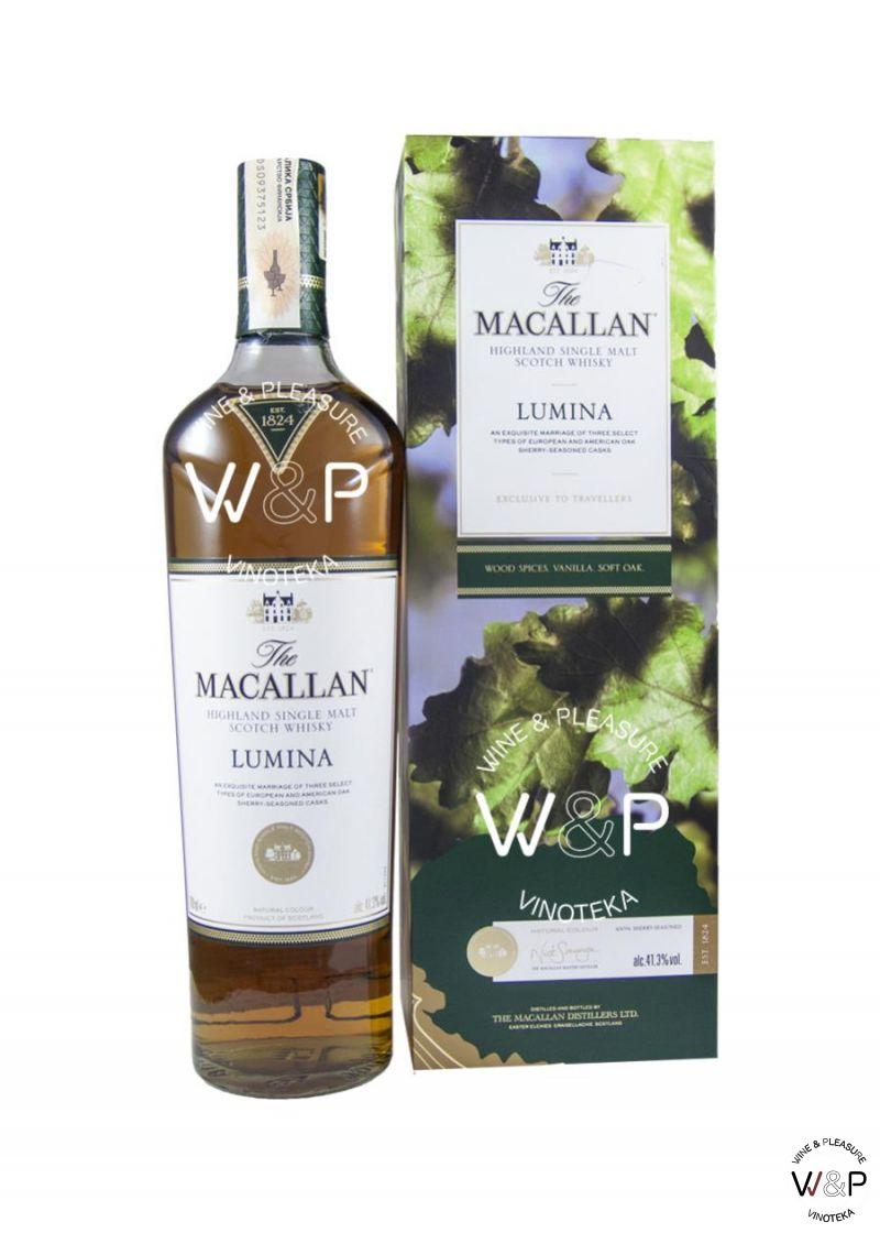Whisky Macallan Lumina 0,7l