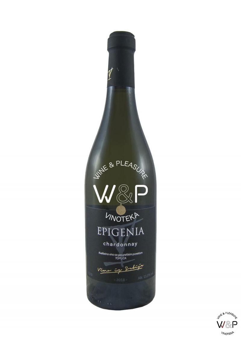 Toplički Epigenia Chardonnay