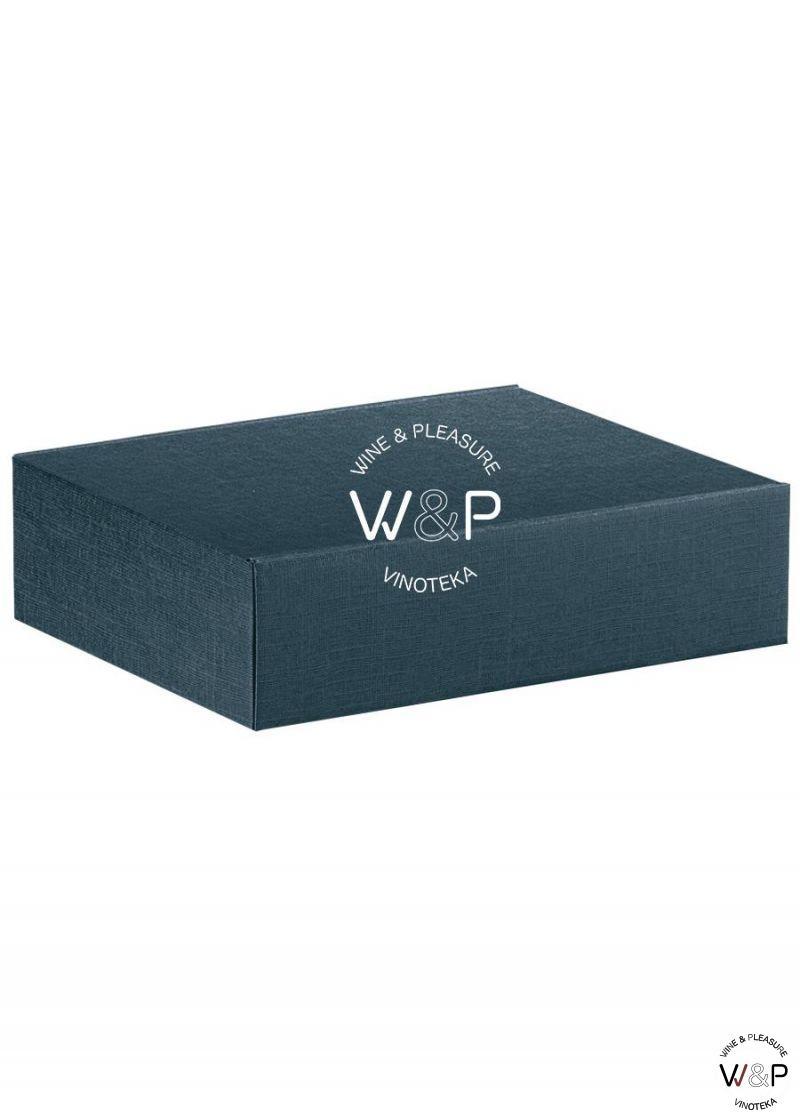 Kutija Kartonska za 3 boce Teget-16281