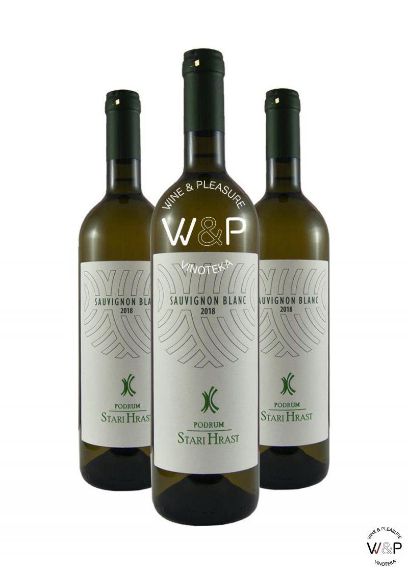 AKCIJA 2+1 Stari Hrast Sauvignon Blanc