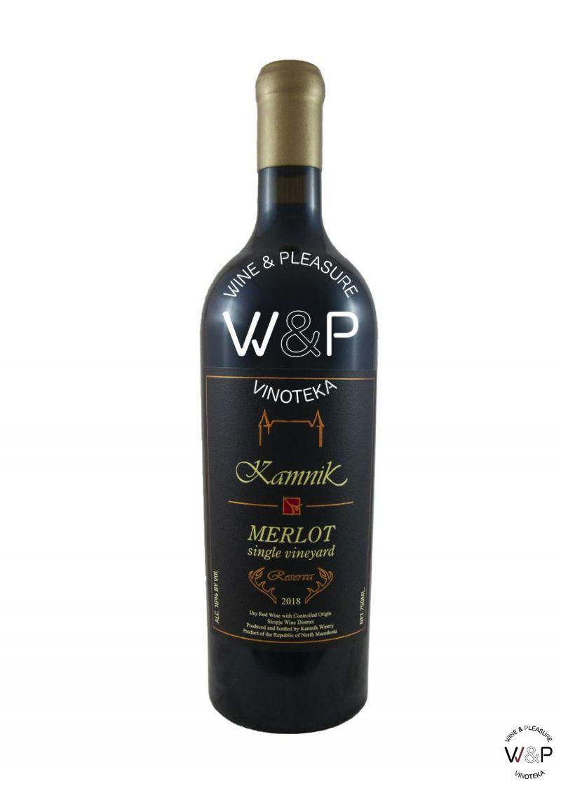 Kamnik Merlot Single Vineyard