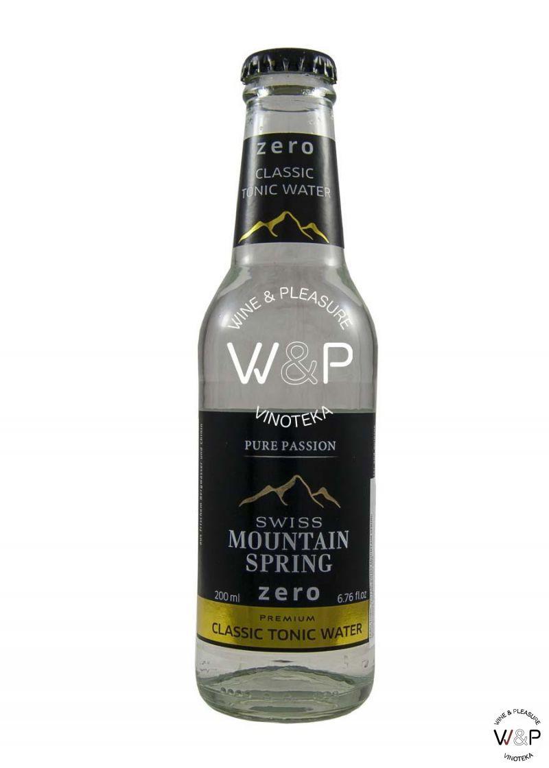 Tonic Mountain Spring Zero 0,2l