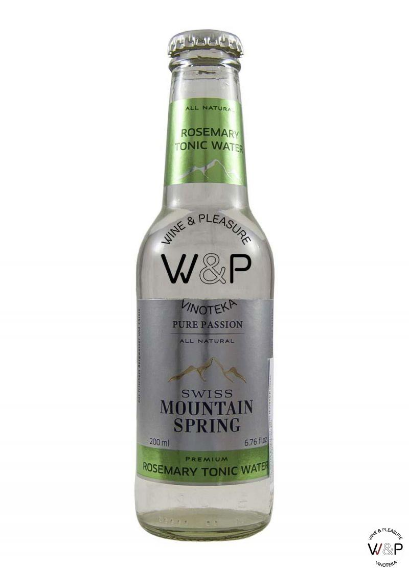 Tonic Mountain Spring Rosemary 0,2l