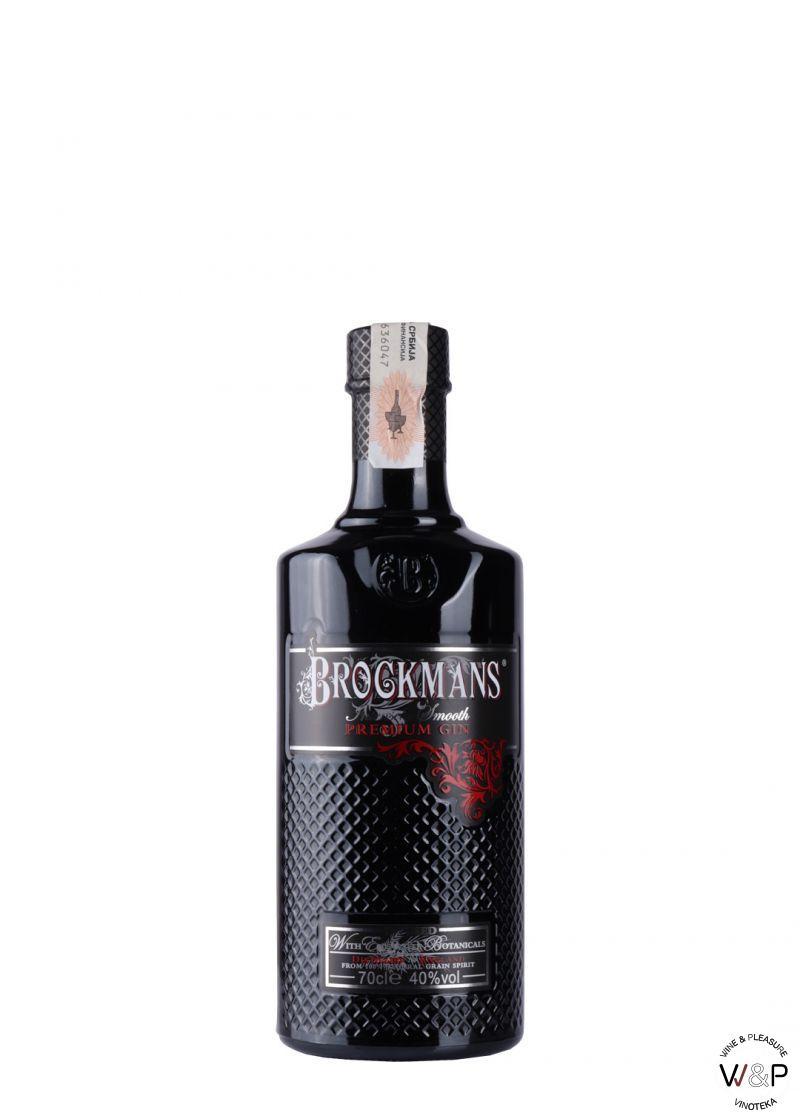 Gin Brockman's Premium 0,7l