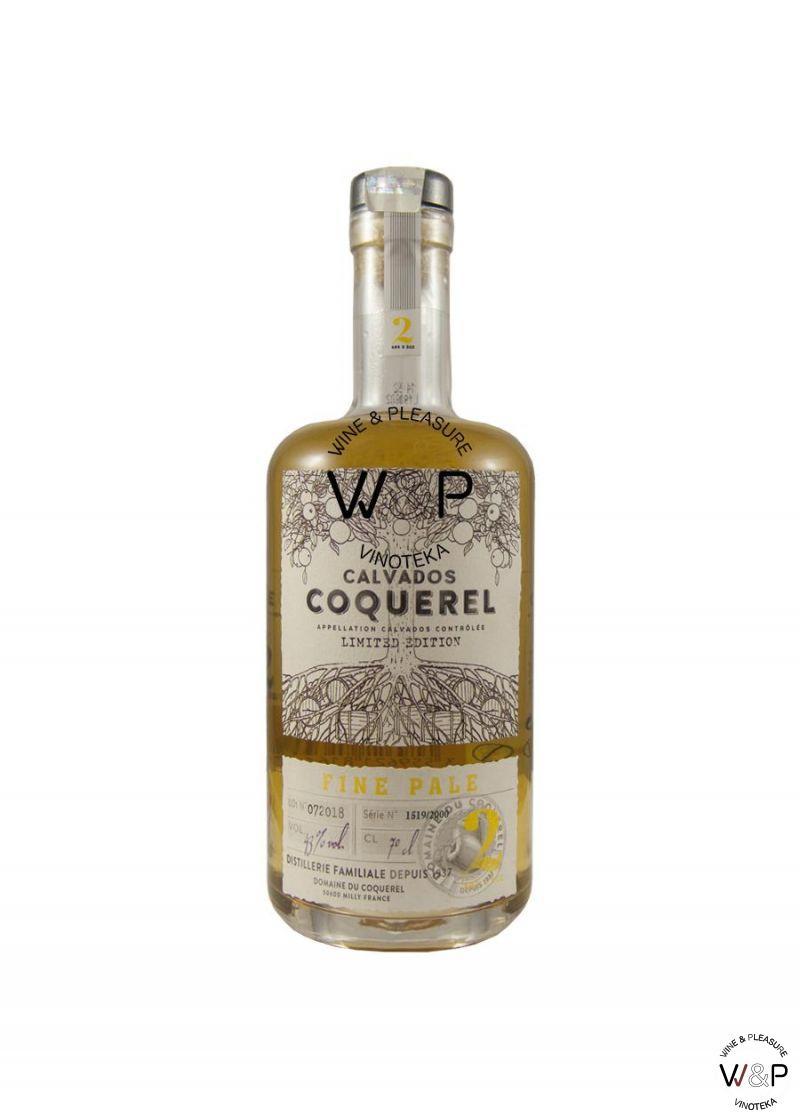 Calvados Coquerel Fine Pale 0,7l