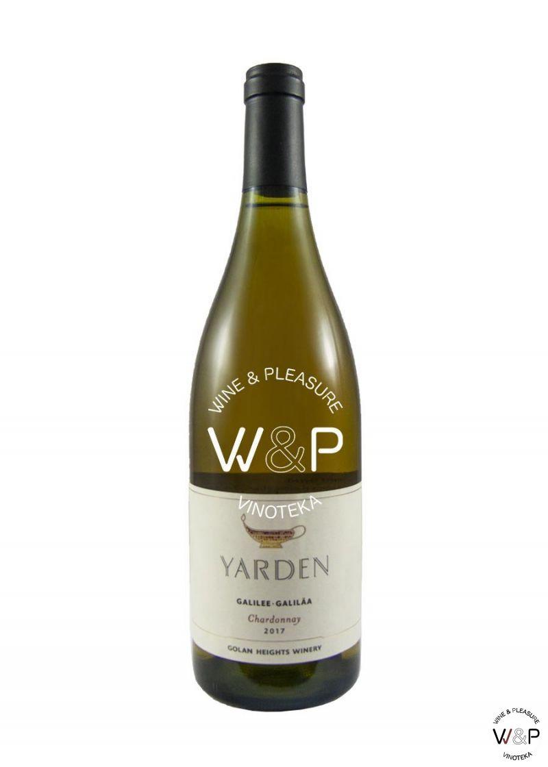 Golan Heights Yarden Chardonnay