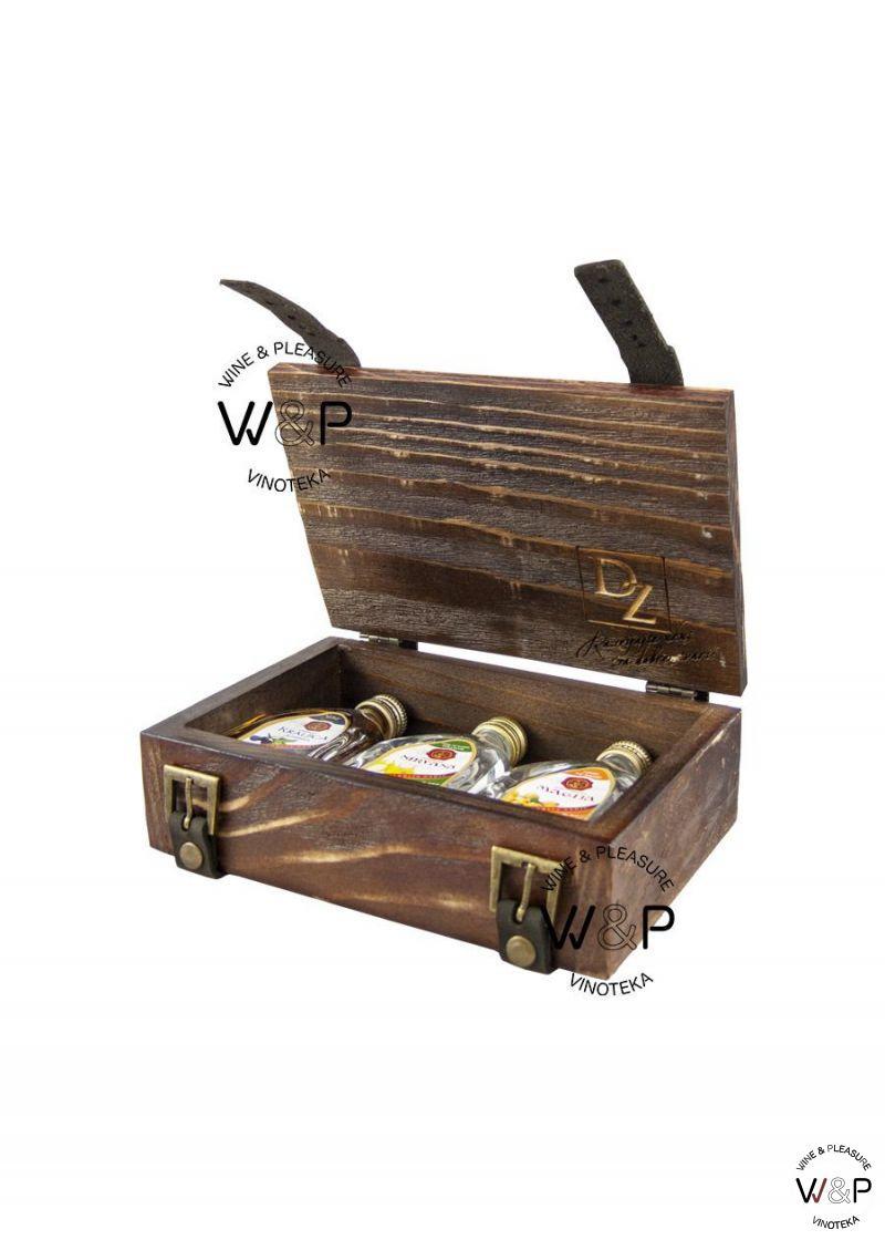 Kutija Kovčeg za Čokanj Zarić