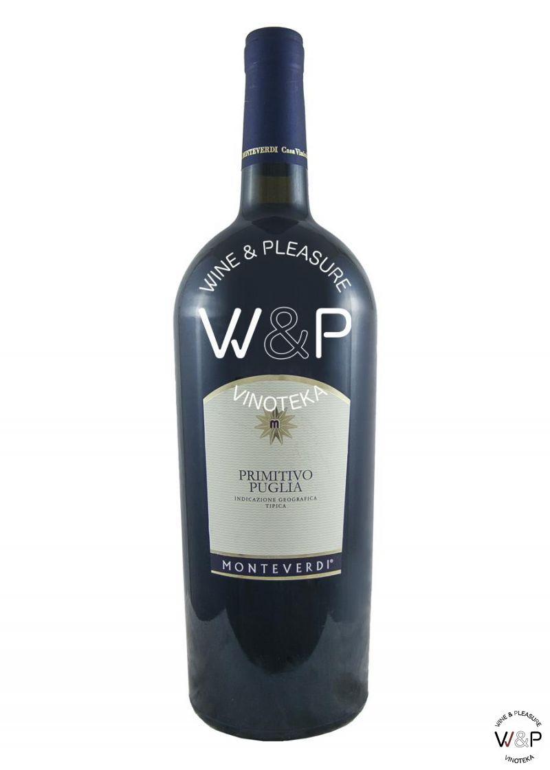 Primitivo Puglia 1.5L