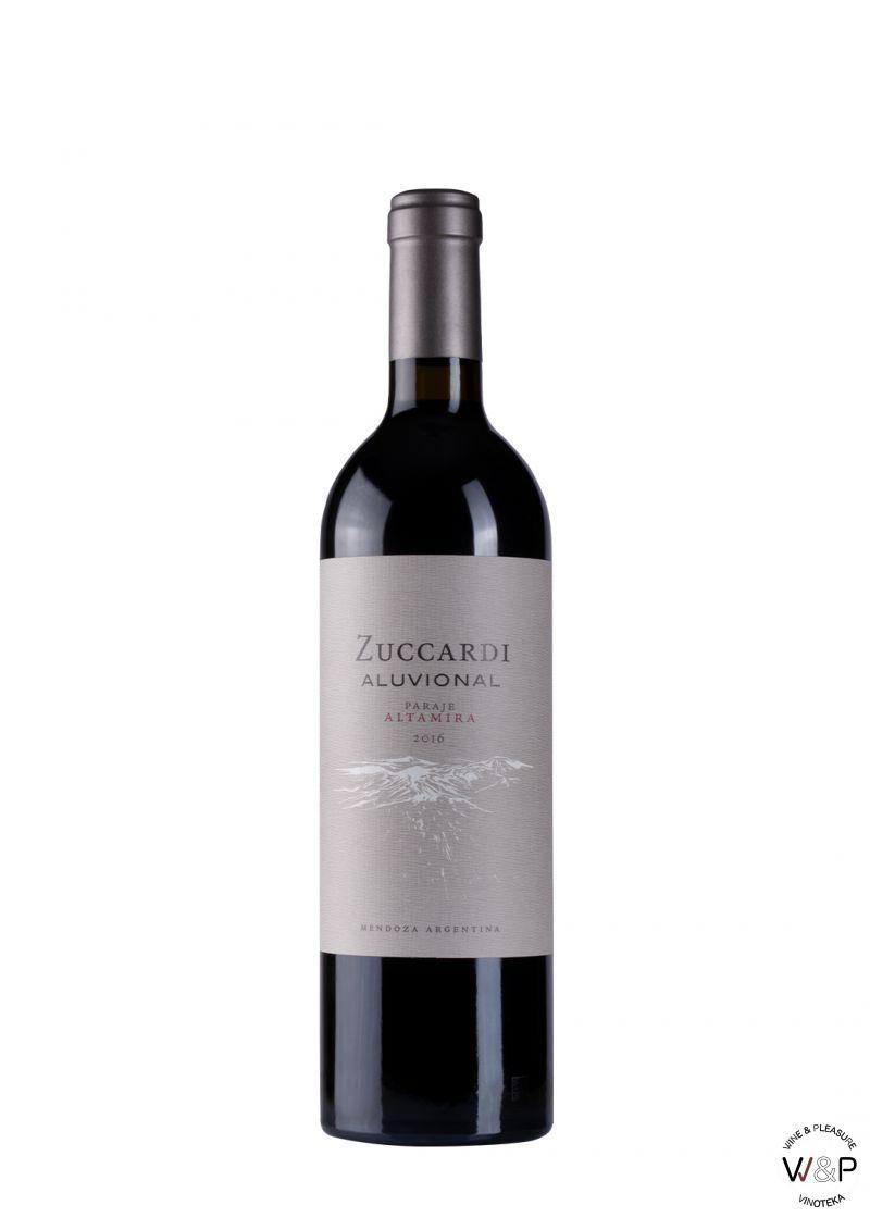 Zuccardi Aluvional Altamira Malbec