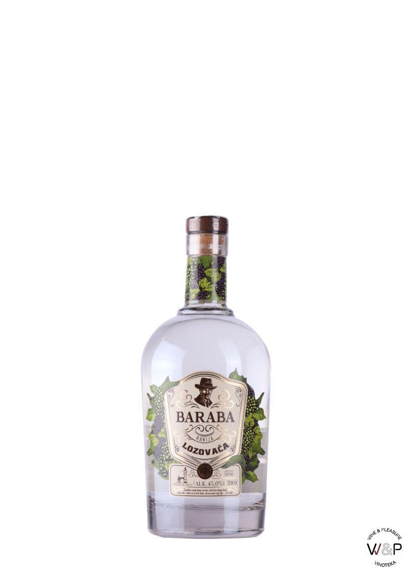 Baraba Loza 0,7l
