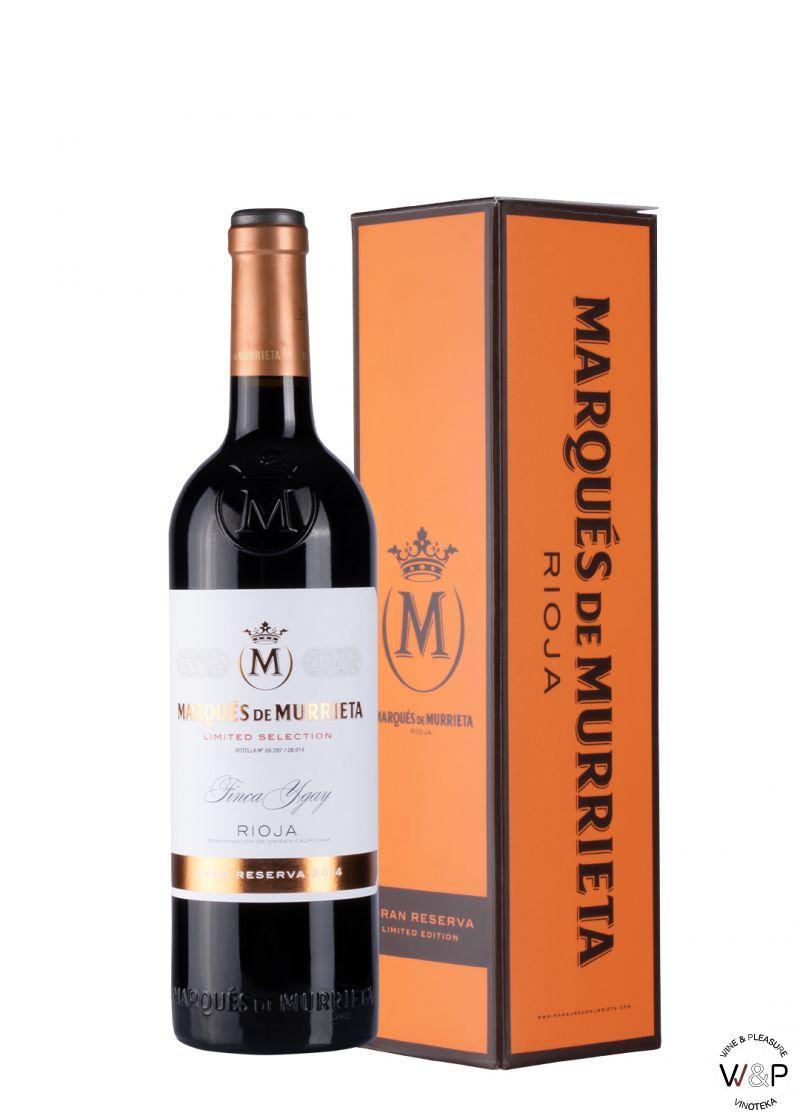 M. Murrieta Gran Reserva Limited