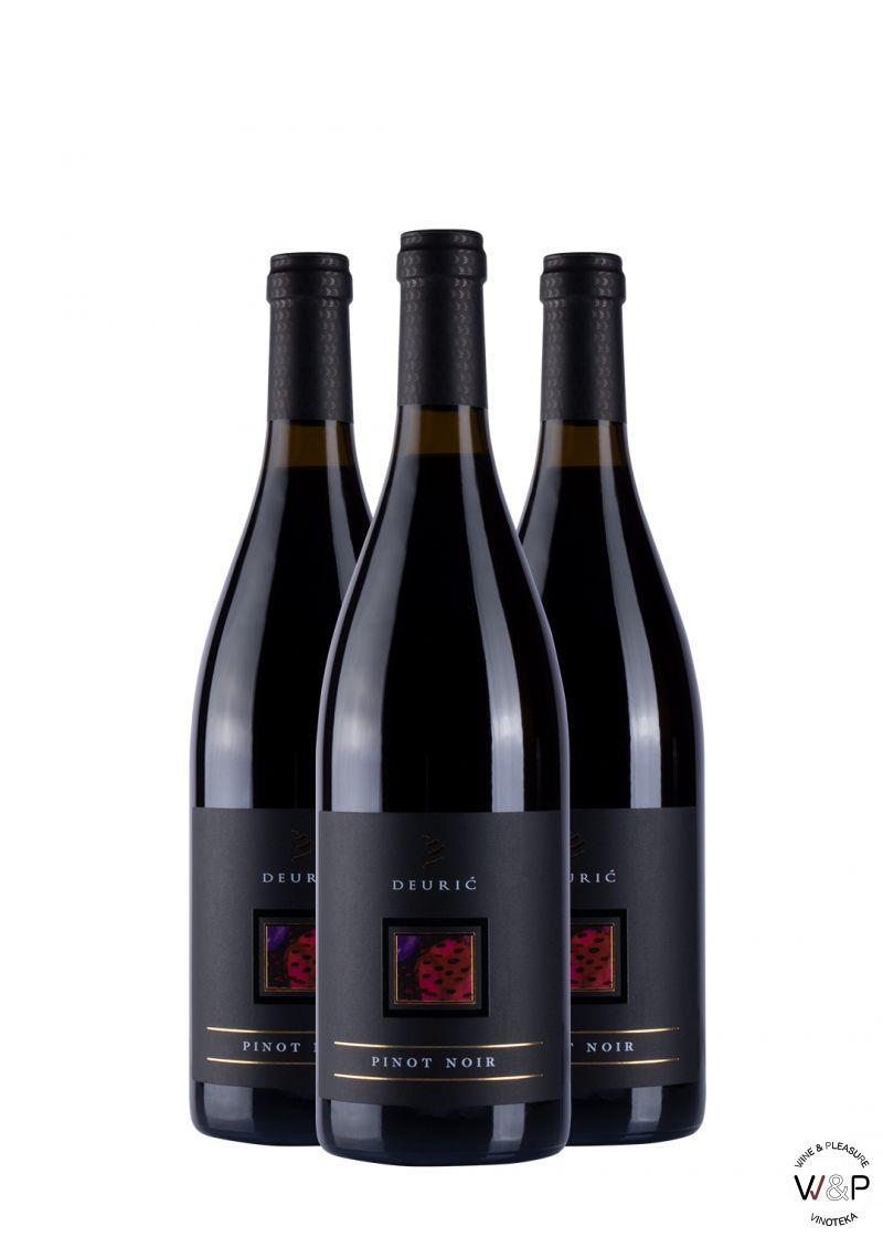 AKCIJA 2+1 Deurić Pinot Noir