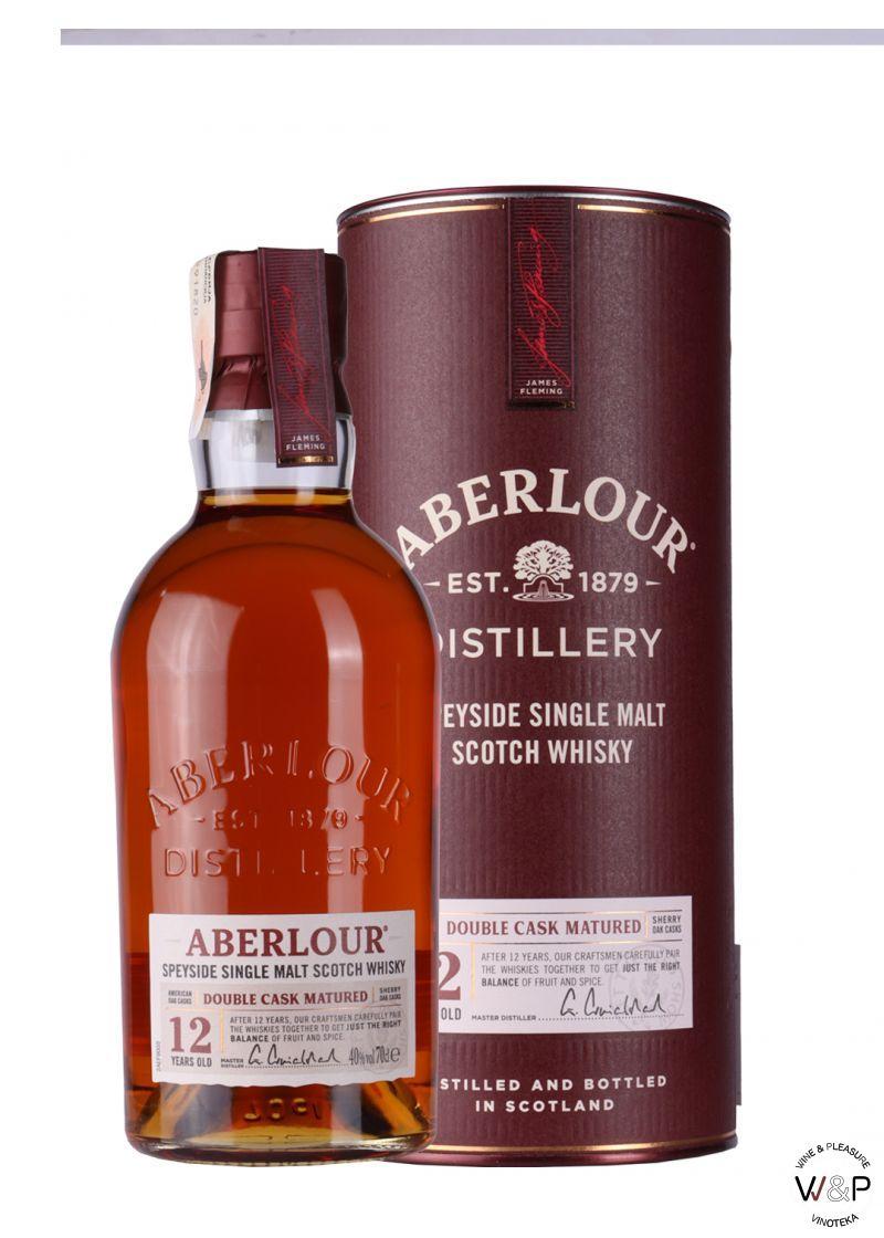 Whisky Aberlour 12YO
