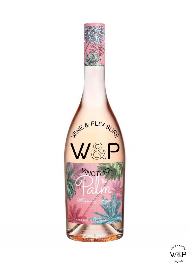 The Palm By Whispering Angel Rose