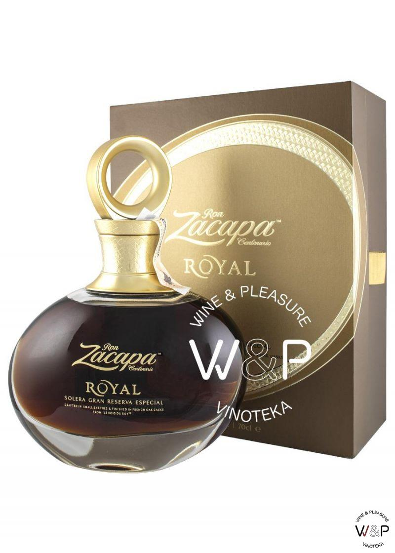 Rum Zacapa Royal 0,7l
