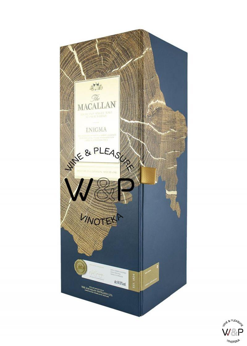 Whisky Macallan Enigma 0,7l