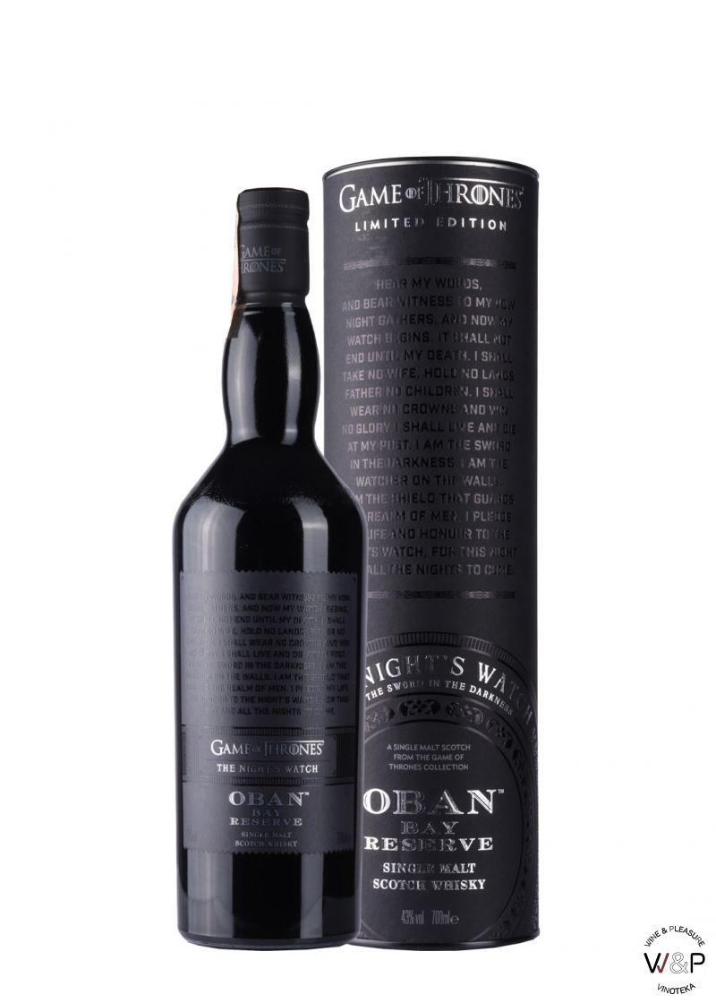 Whisky Oban Bay Reserve 0,7l