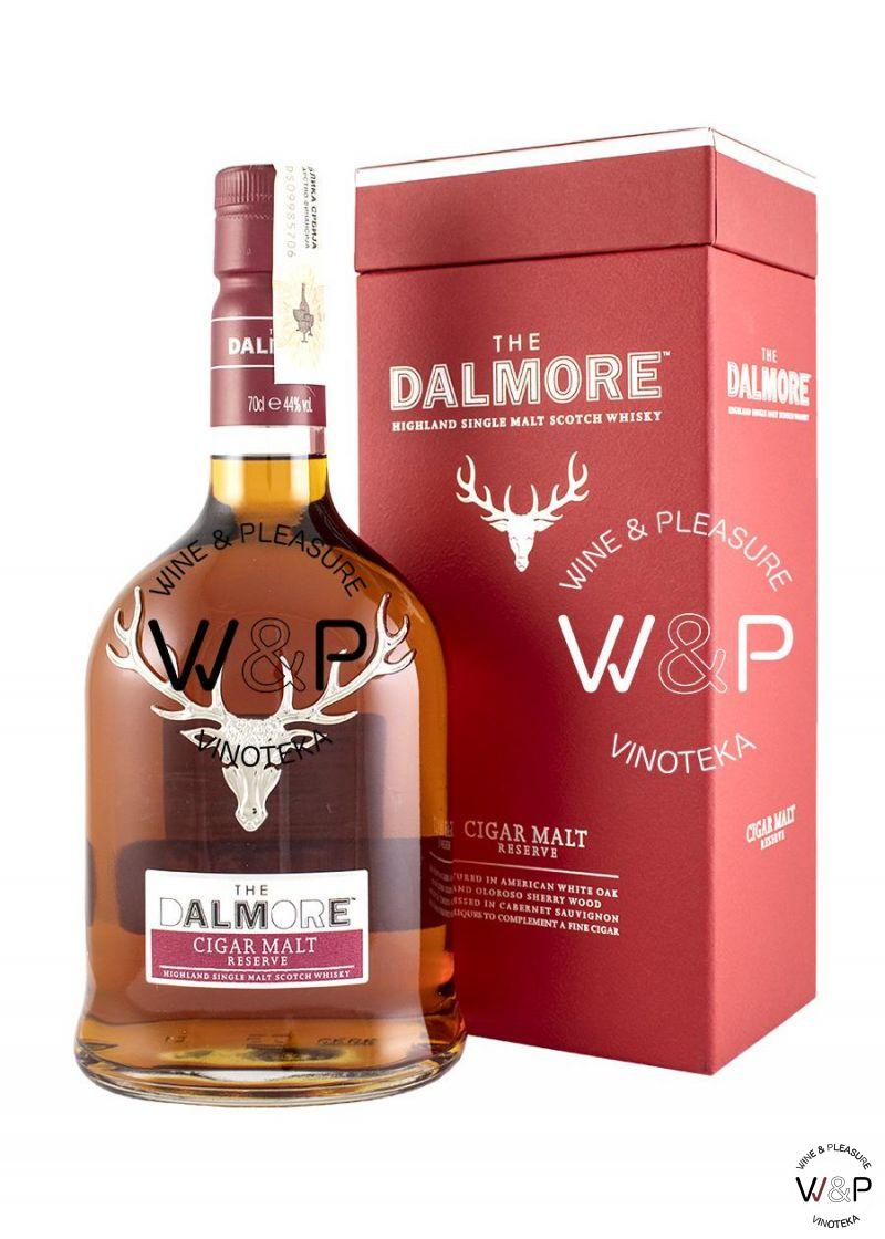 Whisky Dalmore Cigar Malt 0,7l