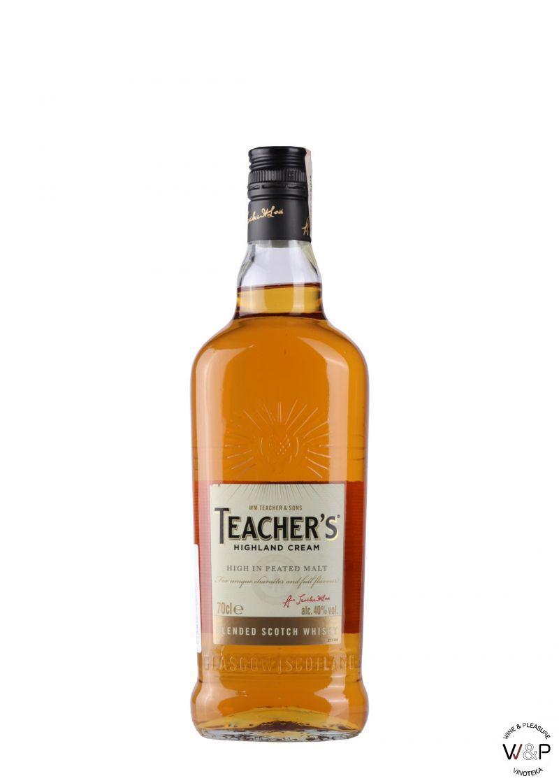 Whisky Teacher's 0,7l