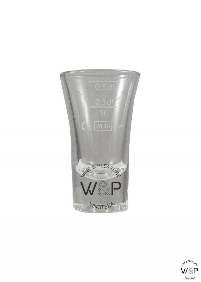 Čaša 0,03-0,05L Sa Žigom