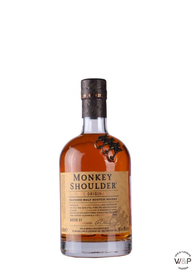Whisky Monkey Shoulder 0.7L