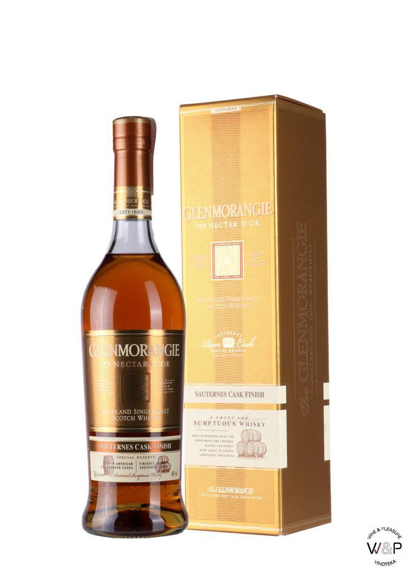Whisky Glenmorangie Nectar D'Oro 0.7L