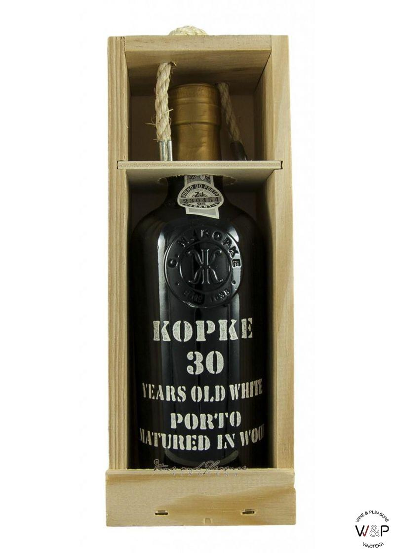 Kopke White Port 30 Years Old 0.375L