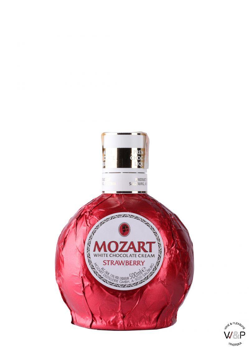 Liker Strawberry Mozart 0.5L