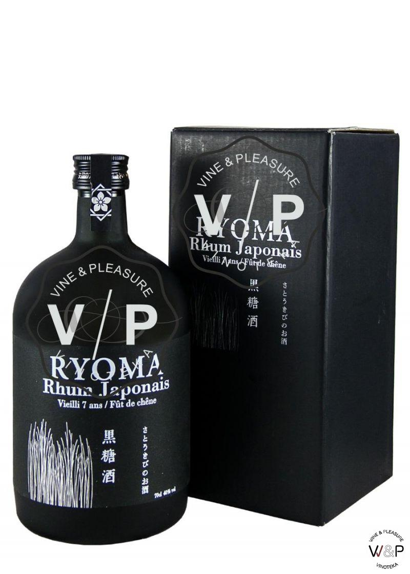 Rum Ryoma Japanese 7 Years Old 0.7L