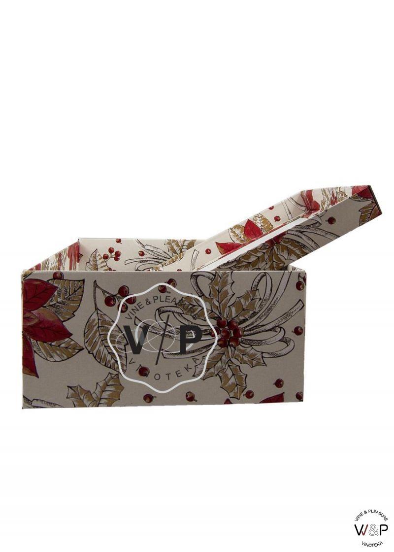 Kutija Sa Poklopcem Cvetna
