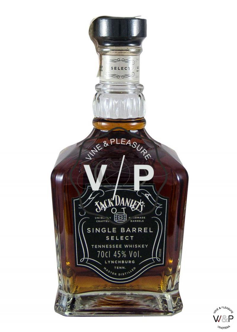 Whisky Jack Daniel's Single Barrel 0.7L