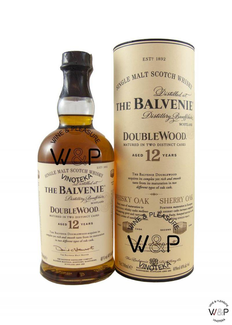Whisky Balvenie 12 Years Old 0.7L
