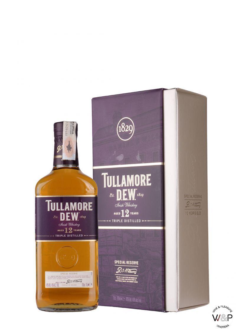 Whisky Tullamore Dew 12 YO 0.7L