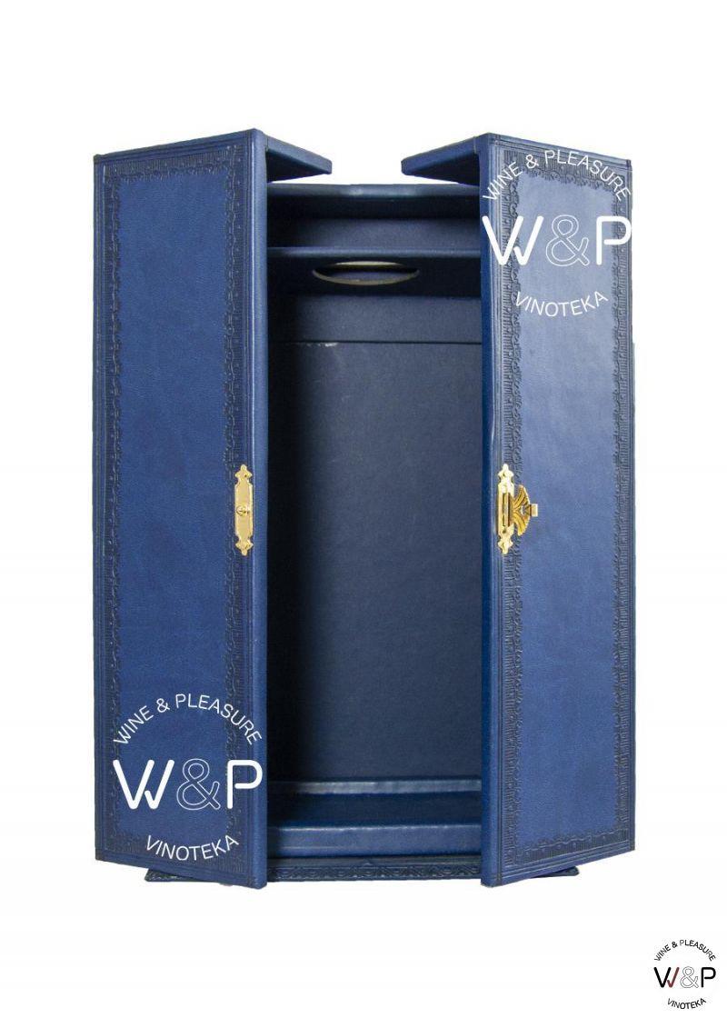 Kutija Od Kože Zarić-Plava