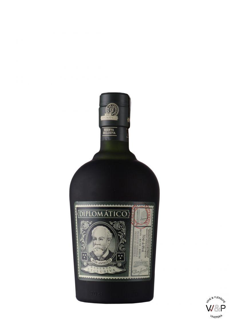 Rum Diplomatico Reserva Exclusiva 0.7L