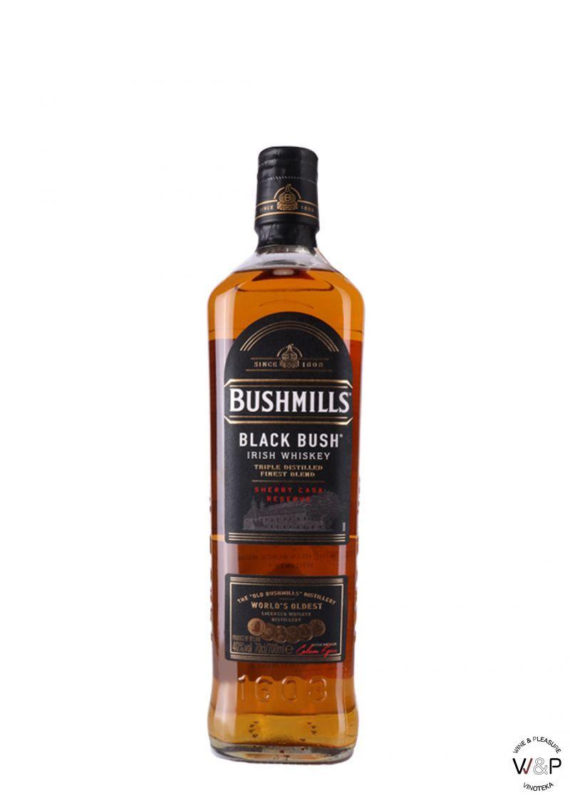 Whisky Bushmills Black 0.7L