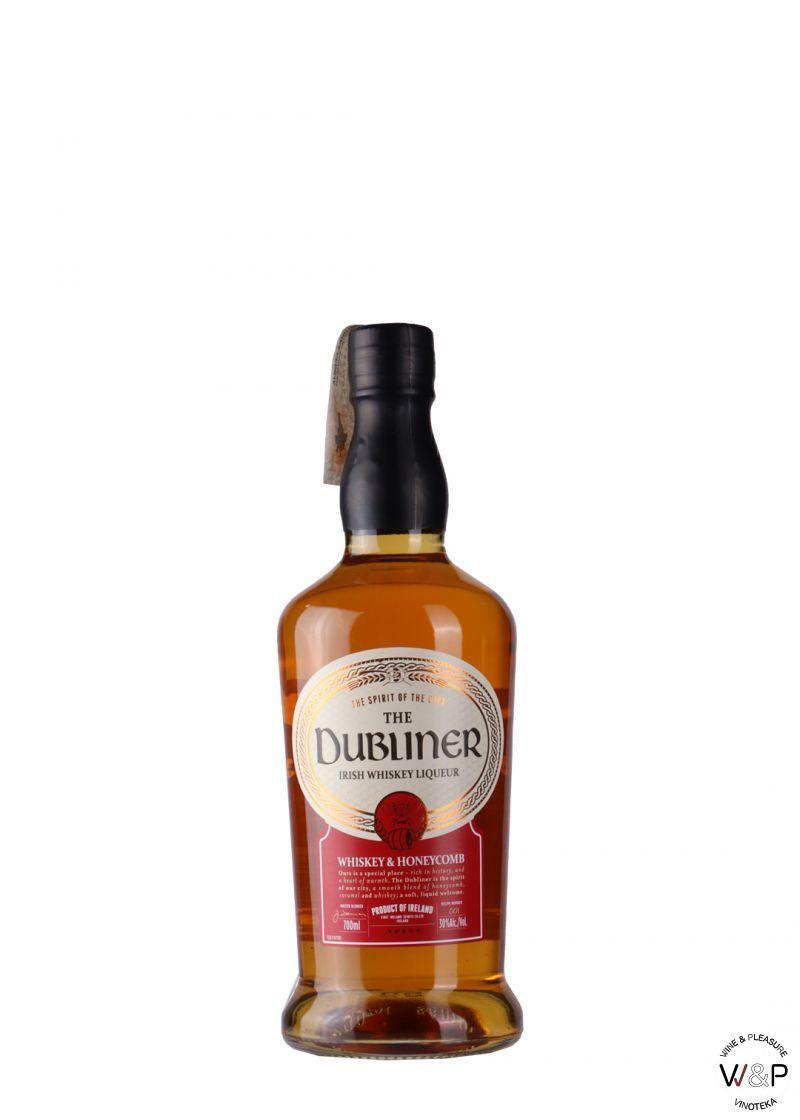 Whiskey & Honeycomb Dubliner 0.7L