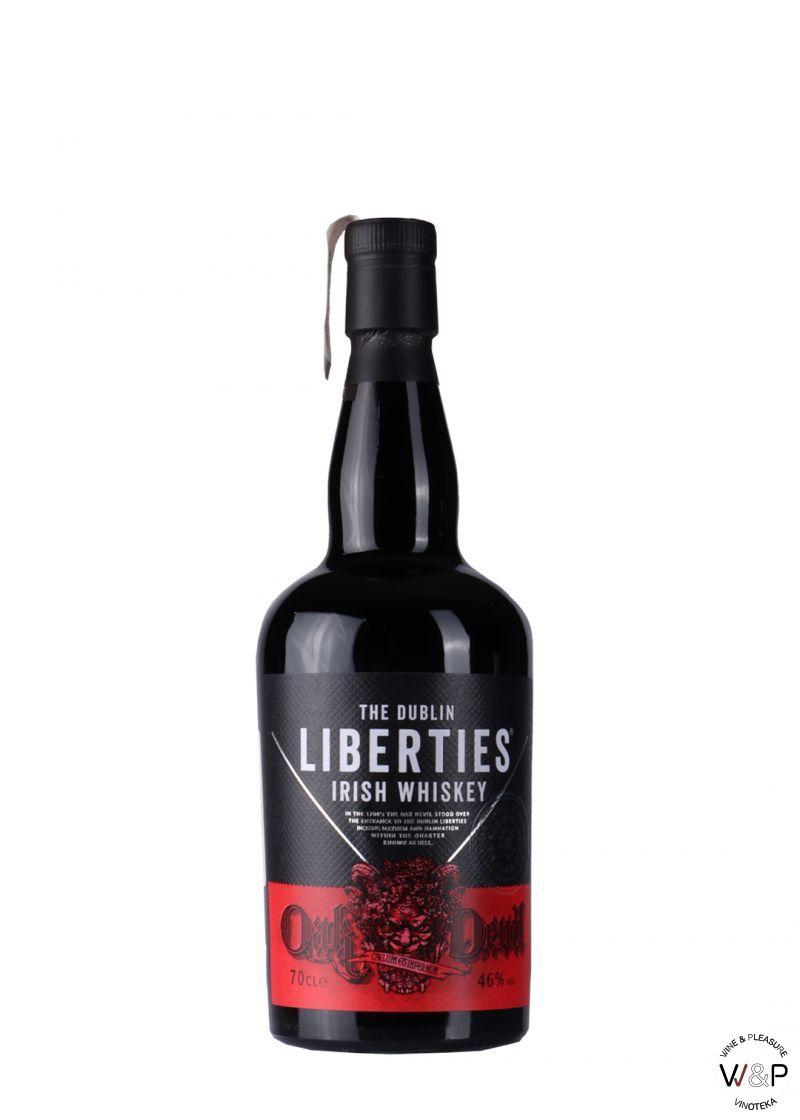Whisky Liberties Oak Devil 0.7L
