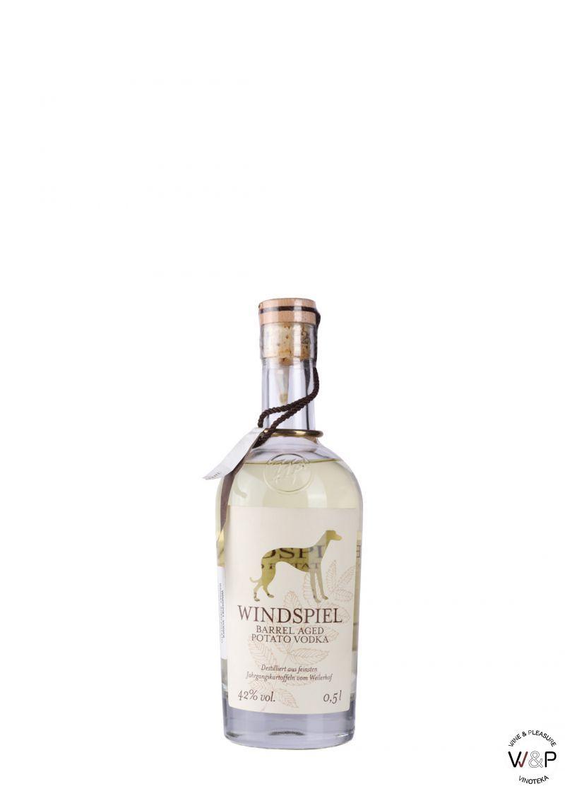 Vodka Windspiel Potato 0.5L
