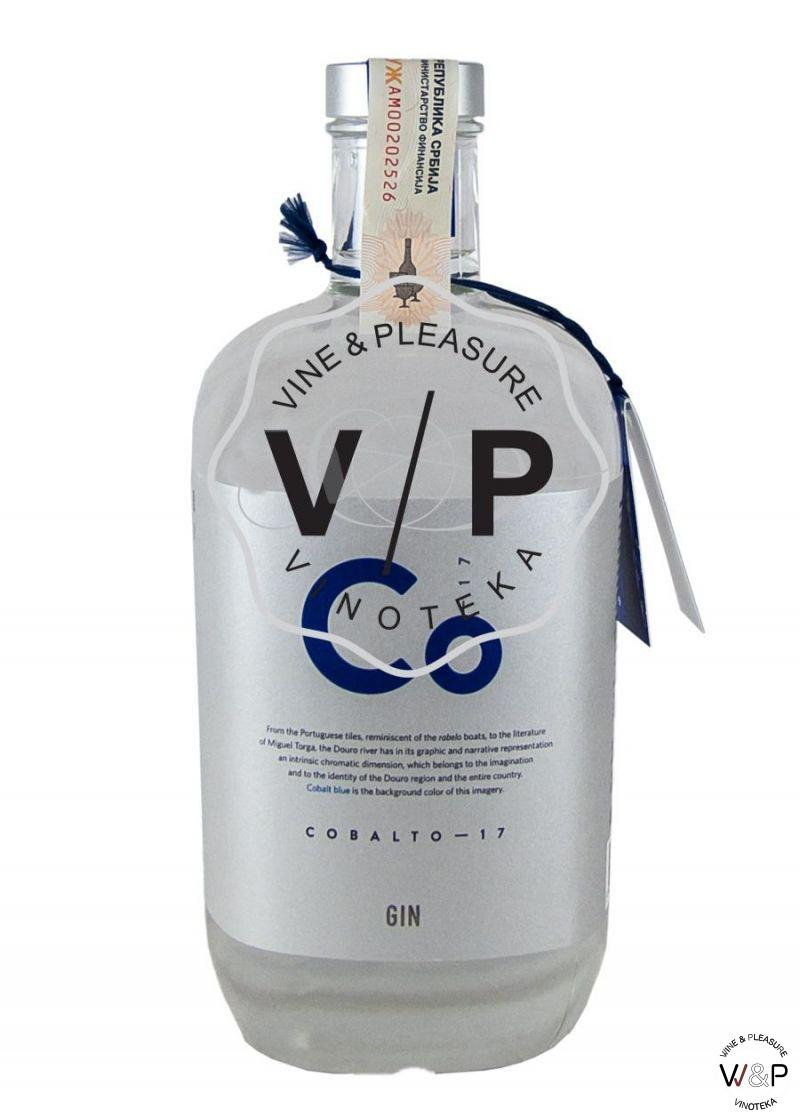 Gin Cobalto - 17 0.7L