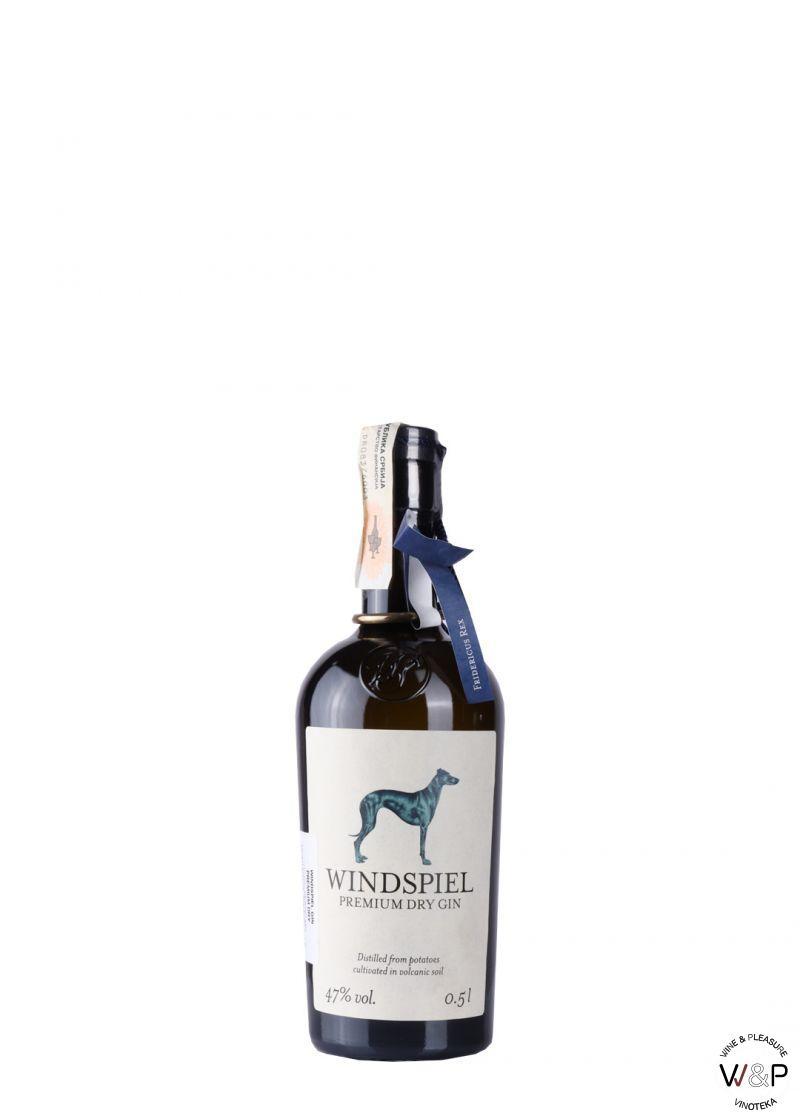 Gin Windspiel Premium 0.5L