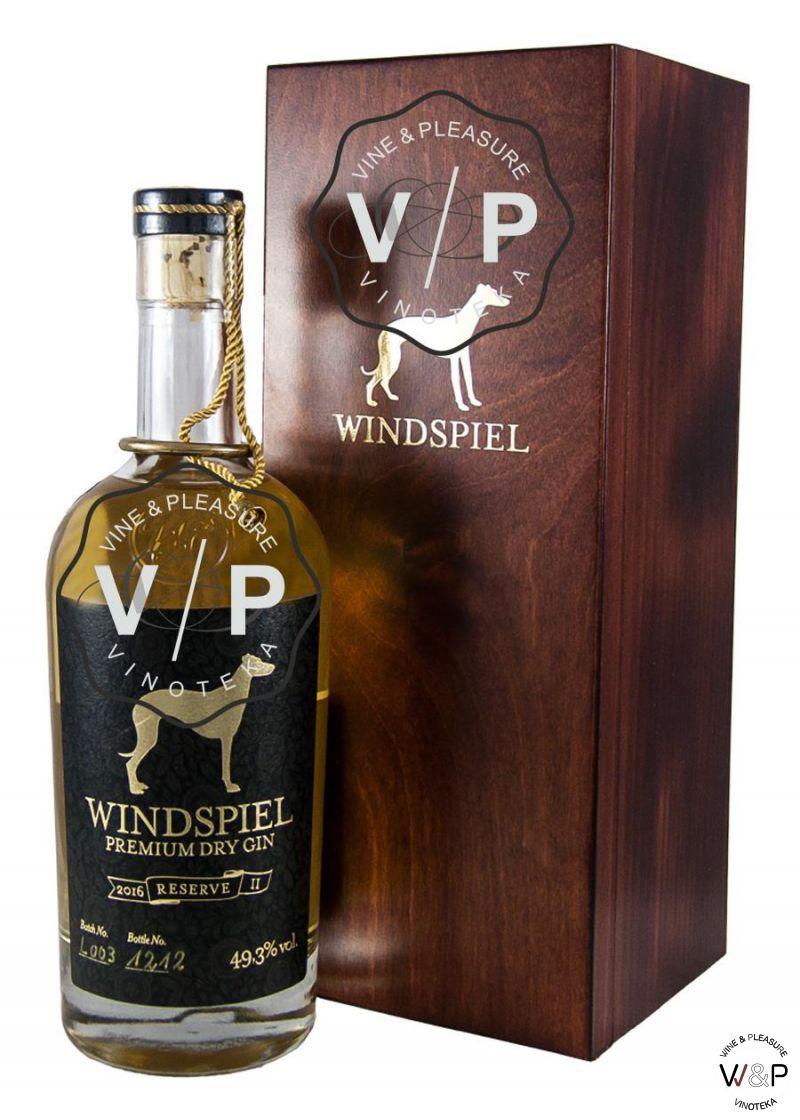 Gin Windspiel Premium Reserve Lux 0.5L